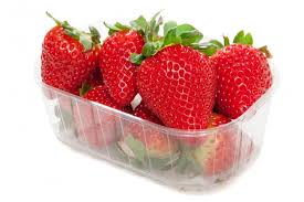 Frutta e verdura in vaschetta