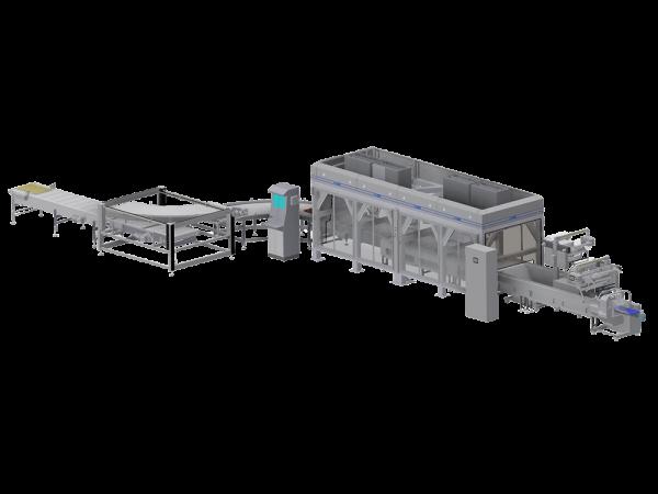 Linea Automatiche con Robot Pick&Place